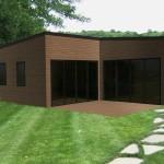 Mobilní dům dřevostavba