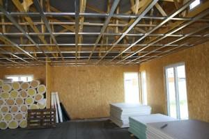 Zateplení dřevostavby bungalovu