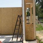 Stavba dřevostavby na klíč – Bungalov Říčany