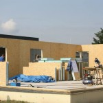 Montovaný dům Radonice - Dřevostavba bungalov