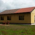 Montované dřevostavby - Bungalov 3+kk - Jihlava